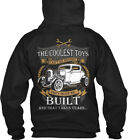 2014 coolest toys - Coolest Toys Hot Rods S - The Can't Be Bought They Must Gildan Hoodie Sweatshirt