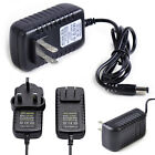12V 2A 110-240V AC DC POWER SUPPLY ADAPTER CHARGER FOR 3528/5050 LED Strip@BN