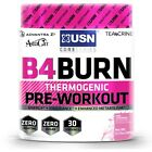 USN B4 Burn 343g Pre Workout Fat Burner  *Free P&P*