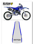 2002%2D2018+Yamaha+YZ+125+250+SEAT+COVER+BLUE+SIDES+W%2F+WHITE+TOP+STANDARD+GRIPPER