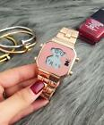 Hot Sell Design Fashion Luxury Women Watch Ladies LED Electronic Bear Watches
