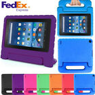green children - EVA Handle Case Cover For Amazon Kindle Fire HD 7 2015 Kids Shock Proof Case