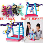 Original Electronic Interactive Finger Toys -- Baby Monkey Pets