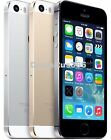 "Apple Iphone 5s 16gb Verizon + Gsm ""factory Unlocked"" 4g Lte Ios Smartphone"