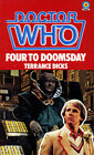 DOCTOR WHO: Four To Doomsday  1983   (Target/UK #77)     *Ships Free w/$35 Order