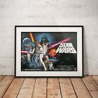 Star Wars IV A New Hope 1977 Landscape - A3 A4 - FREE Shipping - ZBM £9.2 GBP