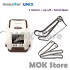 Unix Air Smart UAM-8600 Pressure Massager (Machine+Leg+Waist+Arm+Zipper)