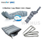 Unix UAM-8300 Air Boom Boom Massager (Machine+Leg+Waist+Arm+Zipper)