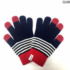 HAPPYSOCKS UNISEX WINTER TOUCH SCREEN GLOVES IPHONE IPAD PHONE MAGIC ALL AGES