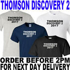 CRUISE THOMSON DISCOVERY 2 T SHIRT (ALL SIZES TO 5XL OTHER COLOURS AVAILABLE)