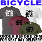 IS MY BIKE OK T SHIRT (other colours available)