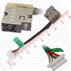 HP Pavilion 15-AW070NO DC IN Cable Power Jack Port Socket Harness Connector