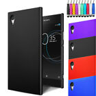 For Sony Xperia XA1 - Armour Hard Shell Case Back Phone Cover + Screen + Stylus