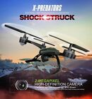 JXD 509G 510G RC Drone Quadcopter with 2.0MP HD Monitor Camera FPV 3D rollover