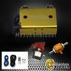 Universal Gold Turbo Dual Stage Manual Boost Controller Honda Acura Toyota