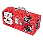 Sainty Art Works Wolf pack, Cardinals, or Gamecock Steel 16 Inch Tool Box