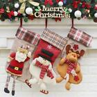 Christmas Hanging Stockings Gift Candy Bag Christmas Decoartions Ornaments V1R1