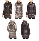 New Andrew Marc Women's Lightweight Long Packable Down Jacket Variety