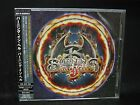 BURNING IN HELL ST + 1 JAPAN CD Circle II Circle Almah Seduced By Suicide