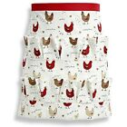 Chicken Egg Collecting & Gathering Apron 12 Pockets by Cackleberry Home