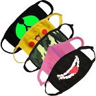 Face Mask FASTEST SHIPPING Bape Bathing Ape Ayo Dance Rolex Mouth Glow Dark Teo
