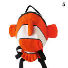 Baby Kids Anti Lost 3D Cartoon  Backpack Toddler Animal Printed Safety Harness