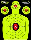 EASYSHOT SHOOTING TARGETS - High-Contrasting Green & Red Colors Make it Easy to