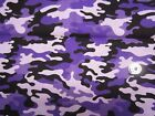 CAMO--LADIES bouffant  SCRUB HAT- YOUR CHOICE IN 2- STYLES-SHARP