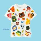 UNIQLO Kids UTGP Nintendo Graphic T-shirt  Animal Crossing From Japan