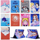 New Cartoon Cute Kids Leather Stand Case Cover For Ipad 2 3 4 5 6 7 Air Mini Pro