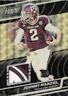 JOHNNY MANZIEL *ROOKIE* GAME USED 3 COLOR JERSEY GOLD SUPERFRACTOR 1/1 2016 VIP