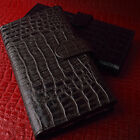 Lux Caiman Genuine Leather Case iPhone 8 Case iPhone 8 Plus Case 4 Colors Wallet