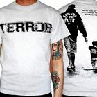 TERROR Shirt S Backtrack/Madball/Bane/Sick Of It All/Expire/No Warning/Ignite/HC