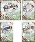MLB San Diego Padres - Light Switch Covers Home Decor Outlet on Ebay
