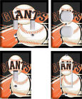 MLB San Francisco Giants - Light Switch Covers Home Decor Outlet on Ebay