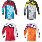Fly Racing Kinetic Crux Racewear Youth MX Motocross Offroad Jersey