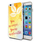For Various Phones Design Hard Back Case Cover Skin - Irreplaceable