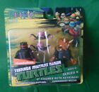 Teenage Mutant Ninja Turtlles Minimates: Dark Horizons Raphael & Commander Mozar