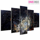 PC422 Mecca Madina Holy Land  Scenic Multi Frame Canvas Wall Art Print