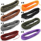 7 Stands Paracord 550 Parachute Cord Lanyard Rope Mil Spec 100FT Survival Rope