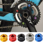 Light Small Mini Universal Bike Single Double Gear Chainring Fixed Bolt Alloy