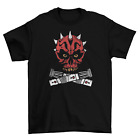 Darth Maul Skull T-Shirt Unisex Star Wars Sith Dark Side Adult Funny Sizes New $20.95 USD on eBay