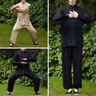Popular Chinese Kung Fu Mens Tang Suits Cotton Soft Tai Chi Uniform Costume Coat
