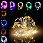 5M 50LED USB Operated Fairy String Light Party Wedding Xmas Room Decor Lamp US