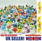 Pokemon Figures 6 12 24 48 PCS Pokemon Pikachu Mini Action Toys Gifts UK Seller