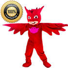 Owlette Costume - PJ Mask Mascot Costume - Full adult outfit - pj mask owlette