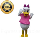 Daisy Duck Mascot Costume - Daisy Duck Costume - Mickey Mouse Clubhouse Mascot