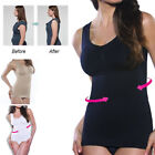 Women's Slimming Cami Tank Top Tummy Control Body Shaper ShapeWear Seamless Vest