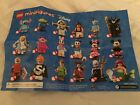 Kyпить Lego Minifigure Disney Series 71012 Single figures or Completed set of 18 NEW на еВаy.соm