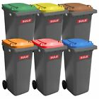 120 L dustbin SULO, wheelie bin, recycling, household rolling waste container